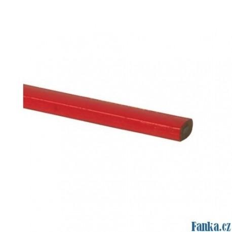 Tužka tesařská (červený lak)