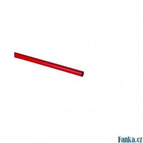 Tužka na sklo,keramiku (červená tuha)