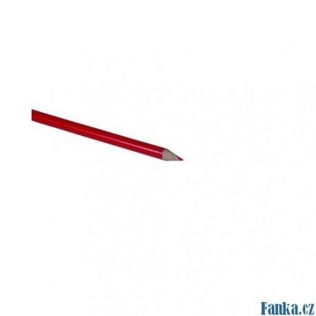 Tužka s červenou tuhou