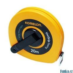 Měřící pásmo KMC 912- 20m ocel,KOMELON