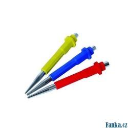 Průbojníky FESTA CrVa 3ks 0,8,1,5,2,5mm