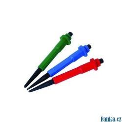 Důlčíky FESTA CrVa 3ks 0,8, 1,5, 2,5mm