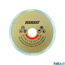 Diamantový kotouč 44-125 DIAMANT plný