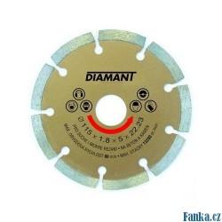 Diamantový kotouč 45-180 DIAMANT segment