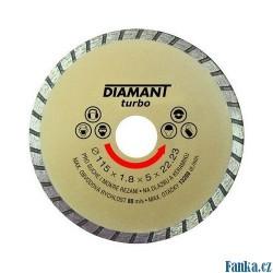 Diamantový kotouč 46-230 DIAMANT TURBO