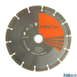 Diamantový kotouč FESTA segment 115