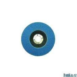 Lamelový kotouč 125mm hr,80