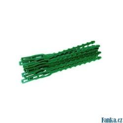 Vázací pásek zubatý 50ks