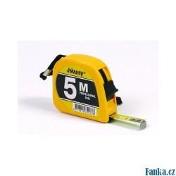 Svinovací metr KDS 5019-5m Johnney žlutý