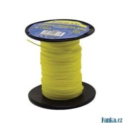 Zednický provázek 50M,1,7mm žlutý