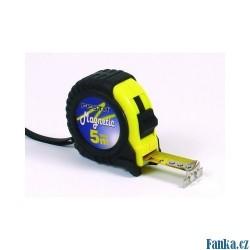 Svinovací metr Magnetic 10025-10m/25mm guma (GW-1069X)