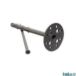 Fasádní hmoždinka 10x180mm,zatepl, 100ks