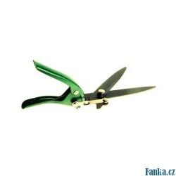 Nůžky na trávu pevné 30cm