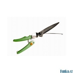 Nůžky na trávu otočné 180` 37cm