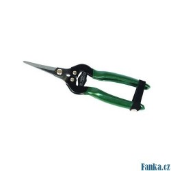 Nůžky pružinové, rovné