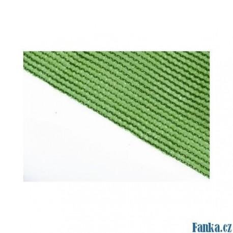 Stínící tkanina HDPE, 80g, UV stabil,2Mx10M