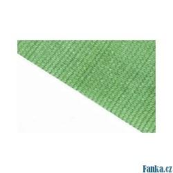 Stínící plachta 150g HDPE,UV stabil,2Mx10M