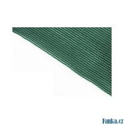 Stínící síť na plot 220g HDPE,UV stabil,1Mx10M
