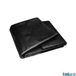 Netkaná textílie černá 1,6 x 10m