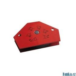 Úhlový magnet 137x110