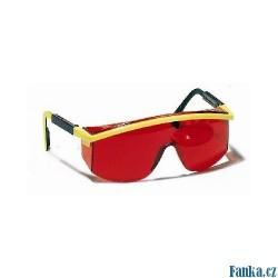 Laserové zjasňující brýle