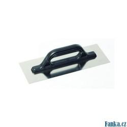 Hladítko rovné nerez 360x130 PVC ručka