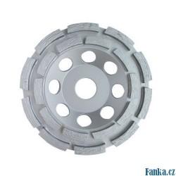 Diamantový kotouč brusný Dvouřadý 115x22,2mm F