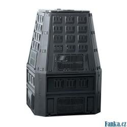Komposter 400L černý