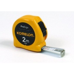 Svinovací metr Komelon KMC 2074N-2mx16 žlutý
