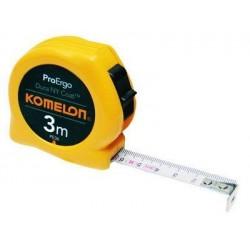 Svinovací metr KMC 3074N-3m x 16mm KOMELON žlutý