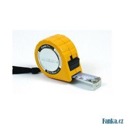 Svinovací metr KMC 25 5m x 25mm žlutý