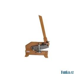 Pákové nůžky 250mm, 5mm,kulat,12mm,10x10