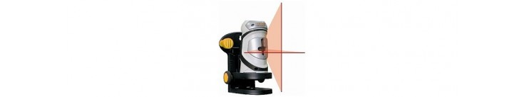 Křížové lasery